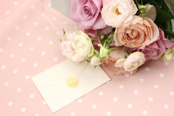 先生へお花のプレゼント☆感謝の気持を伝える7つの方法ぶ、9つの贈り物☆