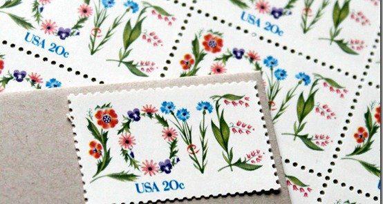 結婚式の招待状、切手の準備で知っておきたい5つのこと
