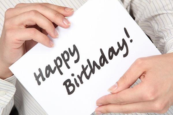 誕生日に贈る言葉、もらったら絶対泣いちゃう5つの感動文例