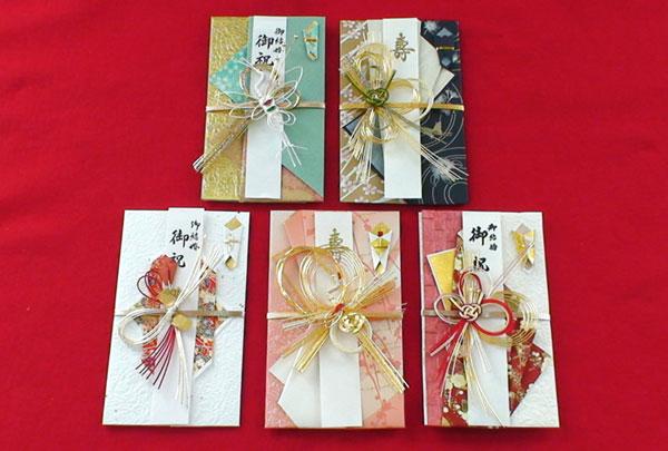 祝儀袋の種類を使い分けるために知っておくべき7つのポイント☆