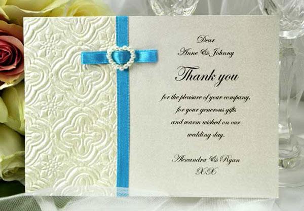 結婚式のお礼をメッセージカードで☆感謝が伝わる7つの基本例文