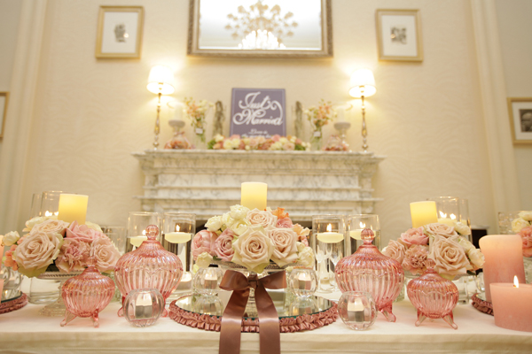 梨花の結婚式の様なオリジナリティ溢れる会場にする7つのコツ