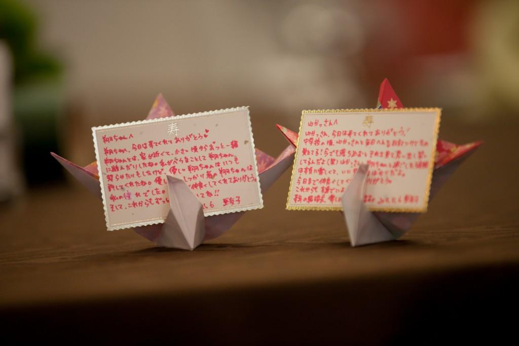 結婚式のメッセージカードで押さえるべき7つのポイント