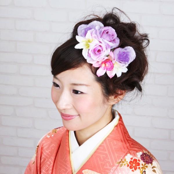 結婚式に着物で出席する女性にお薦めの7つの髪形
