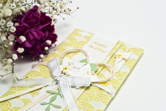 結婚式のご祝儀額の相場って?立場別7つのアドバイス