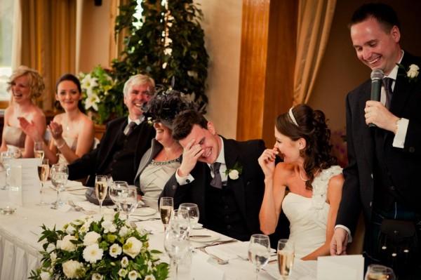 スピーチが感動的だと素敵な結婚式に☆7つの例文ご紹介
