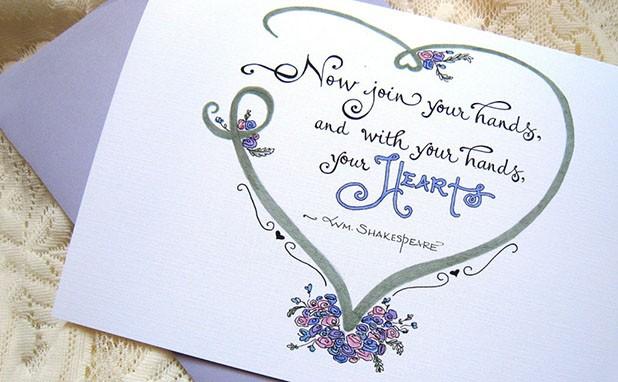 結婚式の招待状への返信メッセージで使える粋なワザ☆