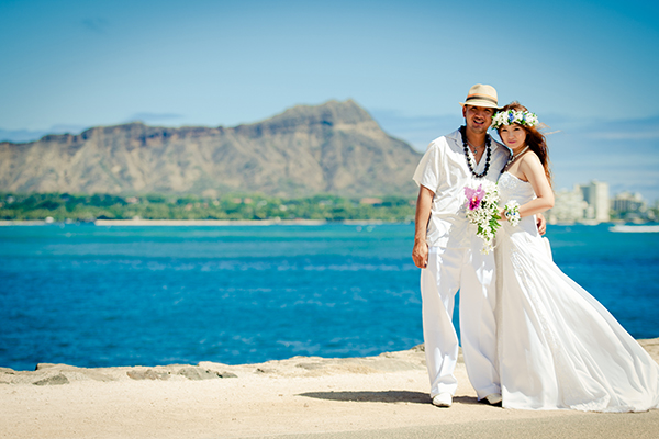 ハワイで結婚式をあげるなら☆費用を格安に抑える方法