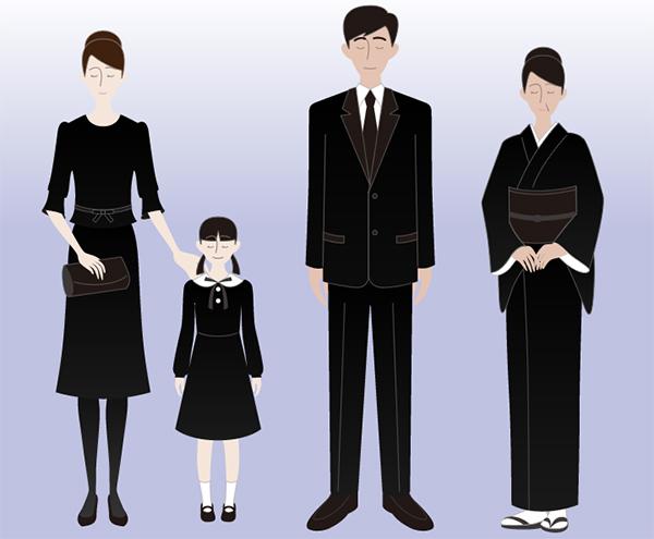 喪服スーツの選び方☆葬儀で恥をかかない為の7つの解説