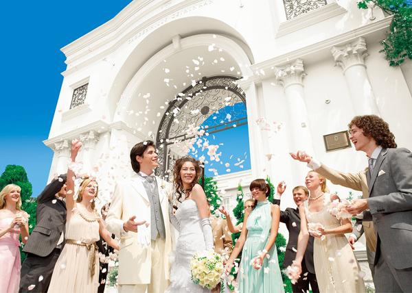 結婚式のお祝いメッセージ☆新たな人生の門出を祝う文例集