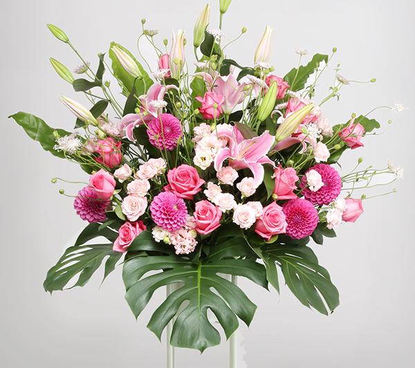 スタンド花の選び方☆シーンに合った5種類のお祝い花