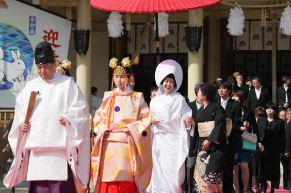 明治神宮の結婚式で、日本の美を堪能する7つのプラン
