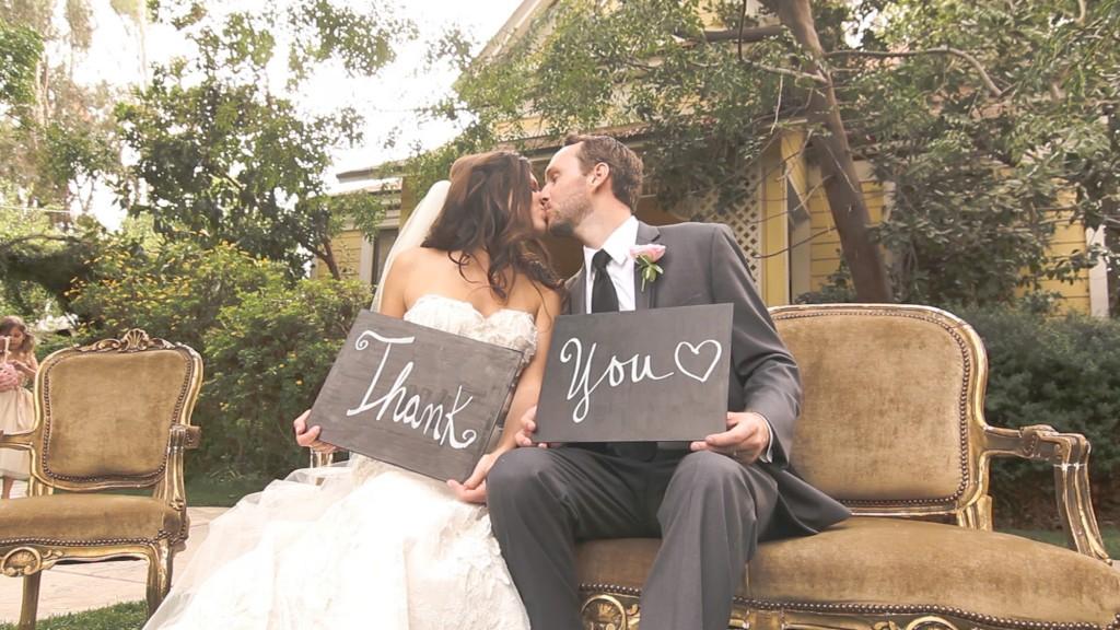 結婚式ビデオレター感動編集! 音楽と映像7つのアイデア