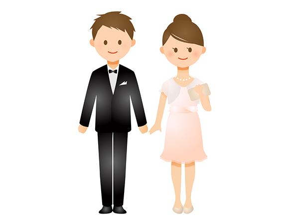 結婚式の服装☆恥をかかない着こなし方と7つのマナー
