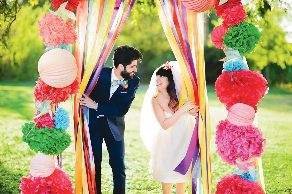 結婚式費用を節約☆手作りカジュアルウエディング