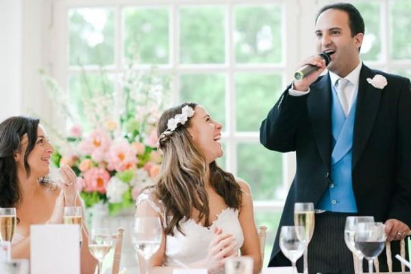 結婚式のスピーチも安心!緊張に効く準備と成功のコツ