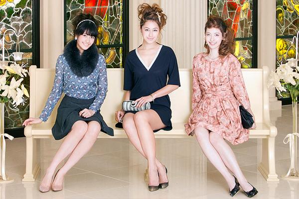 二次会のドレスで華やか☆キラキラ女子7つのポイント