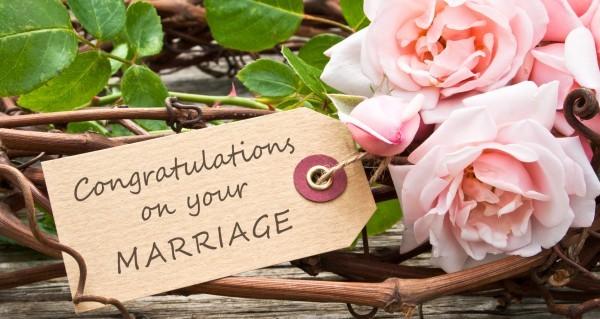 結婚祝いはメッセージを添えて☆祝福が伝わるフレーズ集