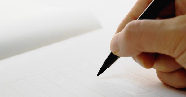 お悔やみの手紙を送る時。失礼にならない7つのポイント