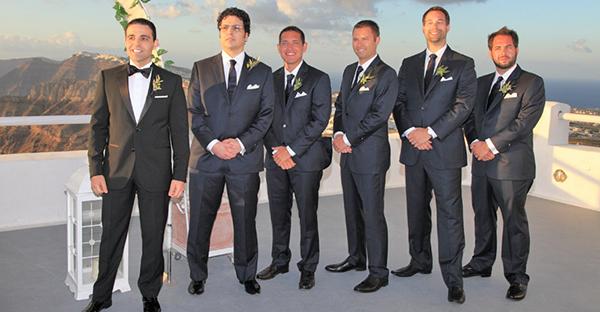 結婚式の親族の服装!男性がおさえる身だしなみマナー