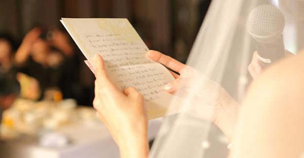 結婚式の両親への手紙演出☆ゲストも感動7つの体験談