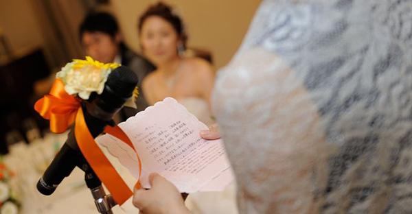 結婚式のメッセージ☆心からの祝福が伝わる7つの文例集