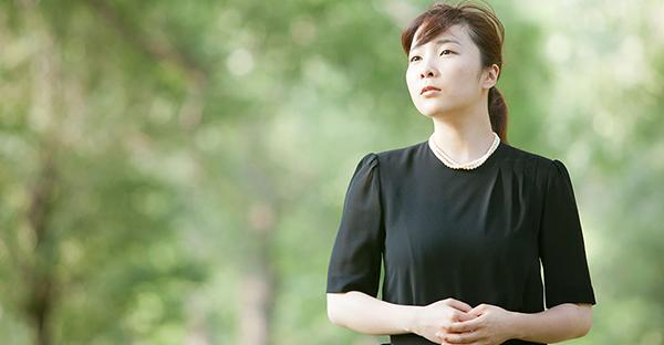 葬式の服装、基本作法。女性が恥ずかしくない7つのマナー