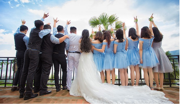 結婚式の余興で感動を!涙を誘うサプライズ演出法