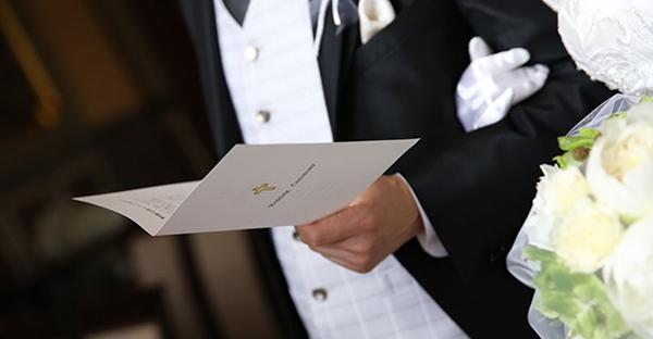 結婚式の挨拶、新郎の場合☆気持ちが伝わる7つのポイント