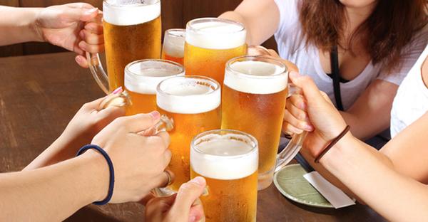 飲み会でのマナーが光る☆上司が見る7つのポイント