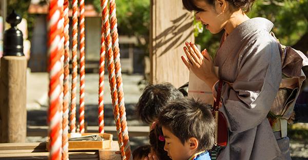 神社の参拝は作法を守る☆子どもに教えたい基礎知識