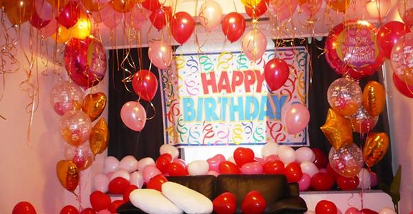 誕生日サプライズで贈る☆趣向を凝らした7つのギフト