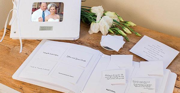 結婚メッセージ☆新郎新婦に喜ばれるマナーと7つの文例