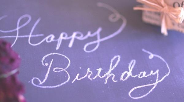 誕生日のメッセージを貴方に☆関係別に贈る厳選文例5選