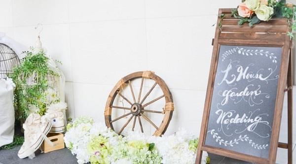 簡単!素敵!結婚式のメッセージボードアイデア5選