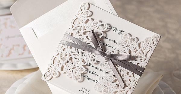 結婚式での招待状の書き方☆好感度を上げるポイント