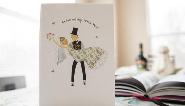 結婚式の招待状☆返信メッセージで喜びを伝えるアイデア
