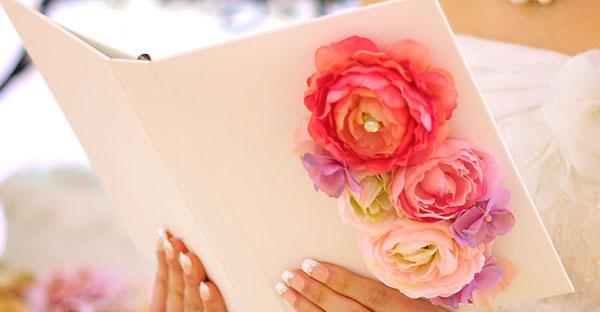 花嫁の手紙も面白く☆楽しくて感動的に仕上げるポイント