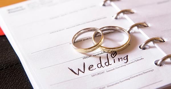 結婚式の準備は計画的に☆二人で進める7つのステップ