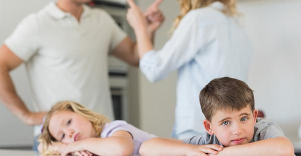 夫婦喧嘩でも子供はOK!我慢せず明るい家族になる方法