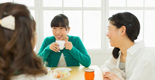小学生ママのお付き合い☆爽やかな関係を築くポイント