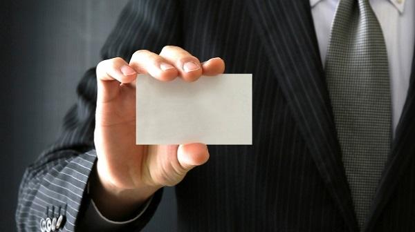 名刺交換はビジネスの基本!仕事を有利にする5つのマナー