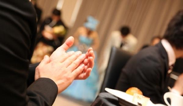結婚式の挨拶☆フィナーレを華々しく飾る新郎謝辞文例5選