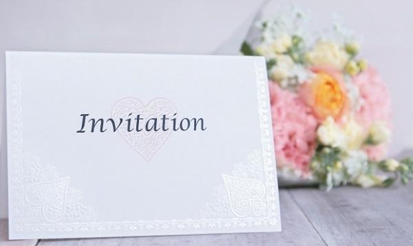 結婚式のペーパーアイテムに使える!簡単イラストアイデア