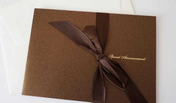 結婚式の招待状☆返信メッセージの書き方5つの基本