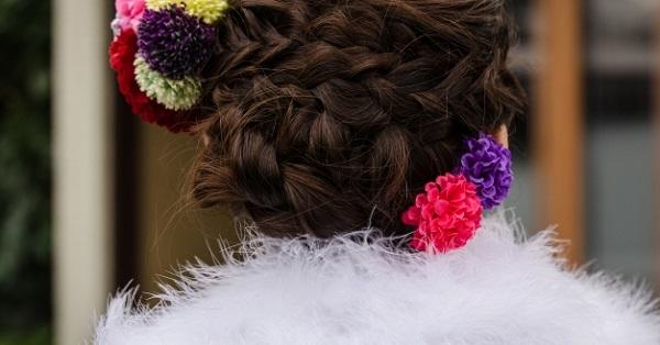 結婚式は和装で☆着物に相応しいゲストの髪型5つのルール