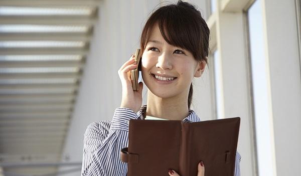 就活マナー☆企業への電話で好印象を与える4つの心掛け