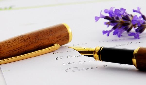 挨拶状の文例集。シーンごとに上手に伝わる5つの書き方